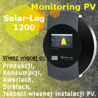 Solar-Log 1200 – Monitoring PV