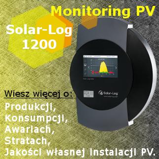Solar-Log 1200 – Monitoring PV